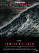 Cover icon of Yours Forever (Theme from The Perfect Storm) sheet music for piano, voice or other instruments by John Mellencamp, easy/intermediate skill level
