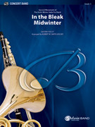 Cover icon of In the Bleak Midwinter sheet music for concert band (full score) by Gustav Holst and Robert W. Smith, classical score, easy/intermediate skill level