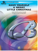 Cover icon of Have Yourself a Merry Little Christmas (COMPLETE) sheet music for concert band by Hugh Martin, Ralph Blane and James Swearingen, classical score, easy/intermediate skill level