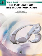 Cover icon of In the Hall of the Mountain King, from Peer Gynt Suite No. 1 (COMPLETE) sheet music for concert band by Edvard Grieg, classical score, easy skill level