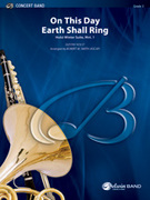 Cover icon of On This Day Earth Shall Ring (COMPLETE) sheet music for concert band by Gustav Holst and Robert W. Smith, classical score, easy/intermediate skill level