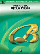 Cover icon of Patriotic Bits and Pieces sheet music for full orchestra (full score) by Anonymous and Michael Story, classical score, easy/intermediate skill level