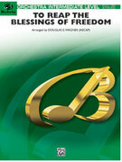 Cover icon of To Reap the Blessings of Freedom sheet music for full orchestra (full score) by Anonymous and Douglas E. Wagner, easy/intermediate skill level