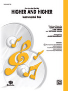 Cover icon of (Your Love Has Lifted Me) Higher and Higher (COMPLETE) sheet music for Choral Pax by Gary Jackson, Carl Smith, Raynard Miner and Alan Billingsley, easy/intermediate skill level