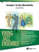 Cover icon of Jumpin' at the Woodside (COMPLETE) sheet music for jazz band by Anonymous, easy skill level