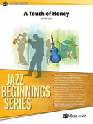Cover icon of A Touch of Honey (COMPLETE) sheet music for jazz band by Victor Lopez, beginner skill level