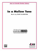 Cover icon of In a Mellow Tone (COMPLETE) sheet music for jazz band by Duke Ellington, advanced skill level