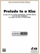 Cover icon of Prelude to a Kiss (COMPLETE) sheet music for jazz band by Duke Ellington, Irving Mills, Irving Gordon and Billy Strayhorn, advanced skill level