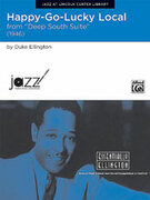 Cover icon of Happy-Go-Lucky Local (COMPLETE) sheet music for jazz band by Duke Ellington, intermediate skill level