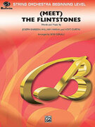 Cover icon of (Meet) The Flintstones (COMPLETE) sheet music for string orchestra by Joseph Barbera, Hoyt Curtin and Bob Cerulli, beginner skill level