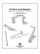 Cover icon of Go Tell It on the Mountain (COMPLETE) sheet music for Choral Pax by Anonymous and Philip Kern, easy/intermediate skill level