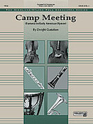 Cover icon of Camp Meeting (COMPLETE) sheet music for full orchestra by Dwight Gustafson, intermediate skill level