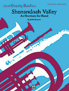 Cover icon of Shenandoah Valley (COMPLETE) sheet music for concert band by John Kinyon, easy skill level