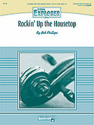 Cover icon of Rockin' Up the Housetop (COMPLETE) sheet music for string orchestra by Bob Phillips, easy/intermediate skill level