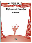 Cover icon of The Sorcerer's Procession (COMPLETE) sheet music for concert band by Douglas Akey, beginner skill level
