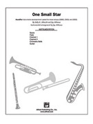 Cover icon of One Small Star (COMPLETE) sheet music for Choral Pax by Sally K. Albrecht and Jay Althouse, easy/intermediate skill level