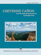 Cover icon of Cheyenne Canon (COMPLETE) sheet music for concert band by Douglas Akey, intermediate skill level