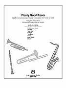 Cover icon of Plenty Good Room (COMPLETE) sheet music for Choral Pax by Anonymous and Donald Moore, easy/intermediate skill level