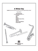 Cover icon of A Winter Day (COMPLETE) sheet music for Choral Pax by Jay Althouse, easy/intermediate skill level