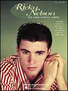Cover icon of It's Up To You sheet music for voice, piano or guitar by Ricky Nelson and Jerry Fuller, intermediate skill level