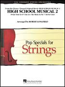 Cover icon of High School Musical 2 (COMPLETE) sheet music for orchestra by Matthew Gerrard, Jamie Houston, Robbie Nevil and Robert Longfield, intermediate skill level