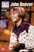 Cover icon of Annie's Song sheet music for piano solo by John Denver, easy skill level