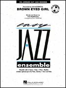 Cover icon of Brown Eyed Girl (COMPLETE) sheet music for jazz band by Van Morrison and Paul Murtha, intermediate skill level