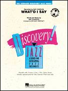 Cover icon of What'd I Say (COMPLETE) sheet music for jazz band by Ray Charles and Michael Sweeney, intermediate skill level