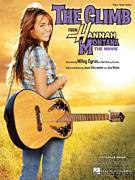 Cover icon of The Climb sheet music for voice, piano or guitar by Miley Cyrus, Hannah Montana, Hannah Montana (Movie), Joe McElderry, Jessi Alexander and Jon Mabe, intermediate skill level