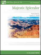 Cover icon of Majestic Splendor sheet music for piano solo (elementary) by Carolyn C. Setliff, beginner piano (elementary)