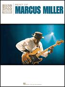 Cover icon of Blast sheet music for bass (tablature) (bass guitar) by Marcus Miller, intermediate skill level