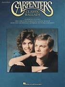 Cover icon of Only Yesterday sheet music for piano solo by Carpenters, John Bettis and Richard Carpenter, intermediate skill level