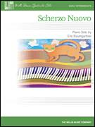 Cover icon of Scherzo Nuovo sheet music for piano solo (elementary) by Eric Baumgartner, classical score, beginner piano (elementary)