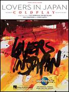 Cover icon of Lovers In Japan sheet music for voice, piano or guitar by Coldplay, Chris Martin, Guy Berryman, Jon Buckland and Will Champion, intermediate skill level