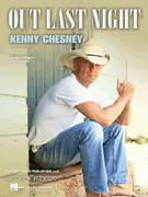 Cover icon of Out Last Night sheet music for voice, piano or guitar by Kenny Chesney and Brett James, intermediate skill level