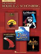 Cover icon of Mon Histoire sheet music for voice and piano by Alain Boublil, Les Miserables (Musical), Claude-Michel Schonberg and Michel LeGrand, intermediate skill level