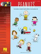 Linus And Lucy for piano four hands - christmas jazz sheet music