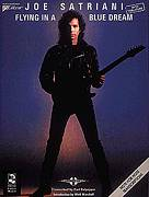 Cover icon of Flying In A Blue Dream sheet music for guitar (tablature) by Joe Satriani, intermediate skill level
