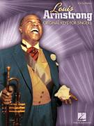 Cover icon of Basin Street Blues sheet music for voice and piano by Louis Armstrong and Spencer Williams, intermediate skill level