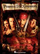 Cover icon of He's A Pirate (from Pirates Of The Caribbean: The Curse of the Black Pearl) sheet music for piano solo (big note book) by Klaus Badelt and Pirates Of The Caribbean: The Curse Of The Black Pearl (Movie), easy piano (big note book)