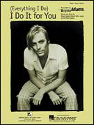 Cover icon of (Everything I Do) I Do It For You sheet music for voice, piano or guitar by Bryan Adams, Michael Kamen and Robert John Lange, wedding score, intermediate skill level
