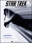 Cover icon of Hella Bar Talk sheet music for piano solo by Michael Giacchino and Star Trek(R), intermediate skill level