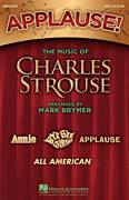 Cover icon of Applause! - The Music of Charles Strouse sheet music for choir (SSA: soprano, alto) by Charles Strouse, Lee Adams and Mark Brymer, intermediate skill level