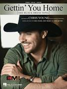 Cover icon of Gettin' You Home (The Black Dress Song) sheet music for voice, piano or guitar by Chris Young, Cory Batten and Kent Blazy, intermediate skill level