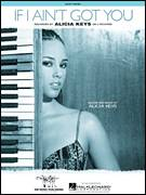 Cover icon of If I Ain't Got You sheet music for piano solo by Alicia Keys, easy skill level