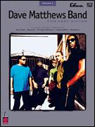 Cover icon of The Space Between sheet music for guitar solo (easy tablature) by Dave Matthews Band and Glen Ballard, easy guitar (easy tablature)