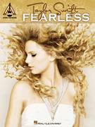 Cover icon of Fearless sheet music for guitar (tablature) by Taylor Swift, Hillary Lindsey and Liz Rose, intermediate skill level