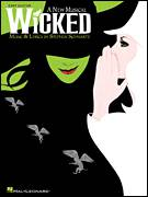 Cover icon of I Couldn't Be Happier (from Wicked) sheet music for guitar solo (easy tablature) by Stephen Schwartz and Wicked (Musical), easy guitar (easy tablature)