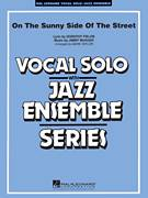 On The Sunny Side Of The Street (COMPLETE) for jazz band - mark taylor guitar sheet music
