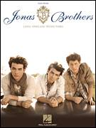 Cover icon of Paranoid sheet music for piano solo by Jonas Brothers, Cathy Dennis, John Fields, Joseph Jonas, Kevin Jonas II and Nicholas Jonas, easy skill level